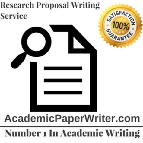 Research paper proposal how to write